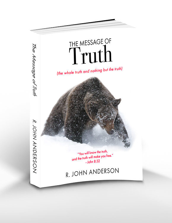 "Thumbnail for the ""The Message of Truth"" Book page."
